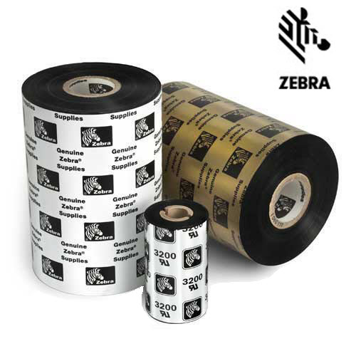 Zebra WAX/RESIN Ribbon
